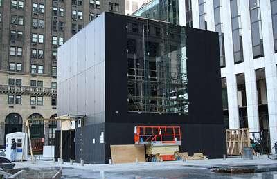 24/7 Apple Store in Manhattan