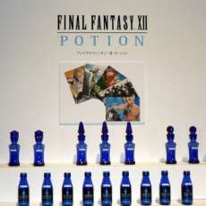 Final Fantasy Potion Unveiled