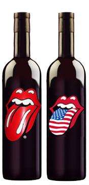 Rockstar Vino - Celebrity Cellars Wines Introduce Star Tribute Packaging