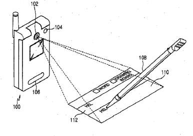 Samsung Files Patent App for Virtual Screen Input Device