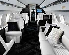 Versace to design Airplane interiors