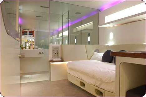 Radical Transient Crashpads - Yotel (Hotel) Rooms Available in the London Terminal
