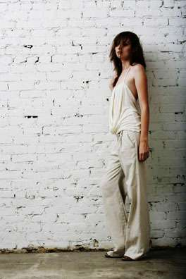 Biodegradable Enviro-Clothing - Bamboo Couture By  Anna Cohen is Eco-Friendly