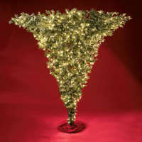 $500 Upside Down Christmas Tree Sold Out