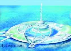 Underwater Utilities - Hydropolis Qingdow is World's First Submerged Hotel
