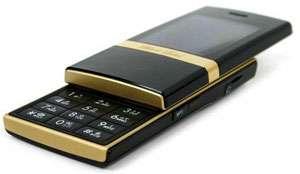 LG KV6000 Black Label Phone