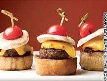 High-class Hamburgers