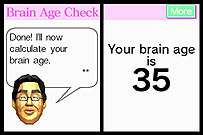 Help the Aged: Video Games Keep Brains Young