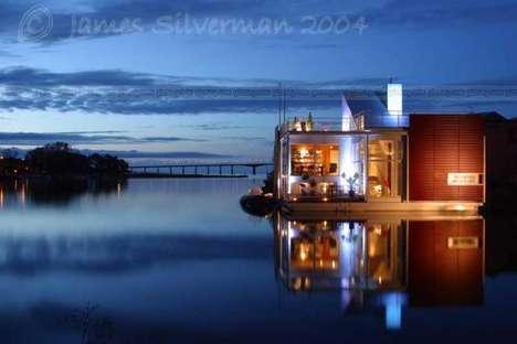 Luxury Floating Homes