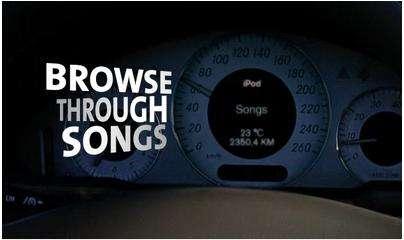 Move Your Mercedes-Benz Through 10,000 Songs