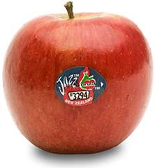 Apples get Funky - New Jazz Apples