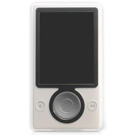 Microsoft's Zune to rival Apple's iPod