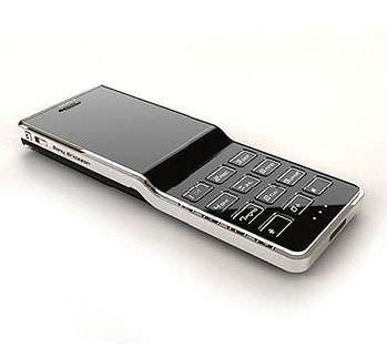 Sony Ericsson Black Diamond Phone Revisited: Coming Soon for $300,000
