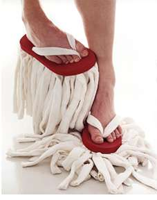 Flip Flop Mop
