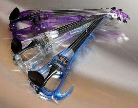 Ultra High Tech Instruments - Violins of the Future