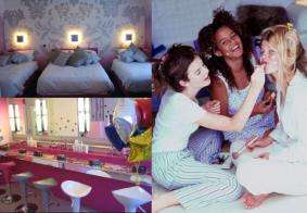 Sleepover Suites - Because Sleepovers are a Multi-Billion Dollar Industry