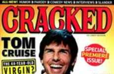 Cracked Magazine Returns
