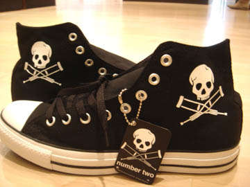 Converse Goes Jackass With Johnny Knoxville Shoes