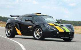 Corn Fueled Lotus Exige Rockets 0-60 MPH in 3.9 Seconds