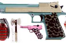 Designer Ladies Weapons by Antonio Riello