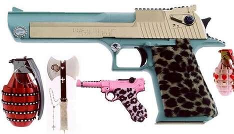 Designer Ladies Weapons by Antonio Riello