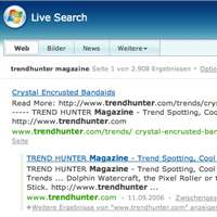 Live.com: the new Microsoft Search Site