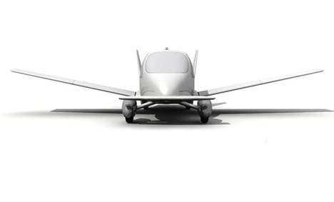 Real Flying Cars - The Terrafugia 'Transition'  Vehicle Is Almost Ready for Production