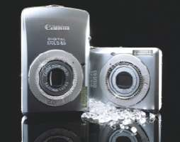 Canon Unveils Diamond Encrusted Snapper!