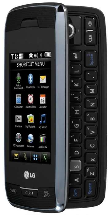 Verizon Voyager Threatens iPhone
