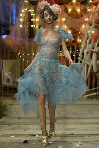 Eclectic, Eccentric Fashion