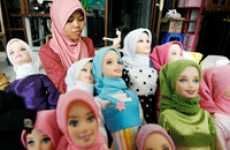 Muslim Barbie Alternative - Salma Dolls