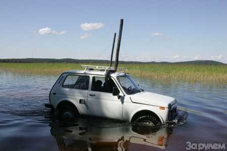 A DIY Automarine?