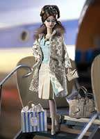 Jet Set Barbie
