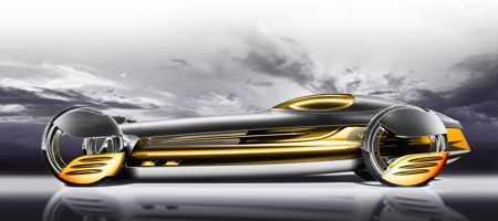 Mercedes Concept Morphs Magnetically