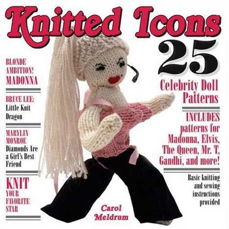 DIY Celeb Dolls