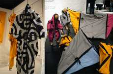 Fashion That Transforms Into Tents