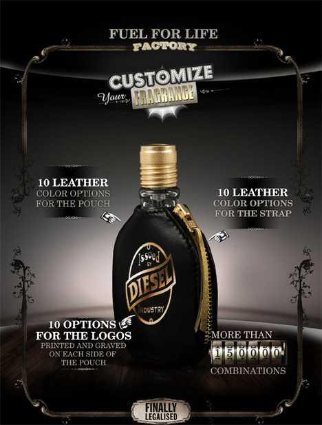 Custom Fragrances