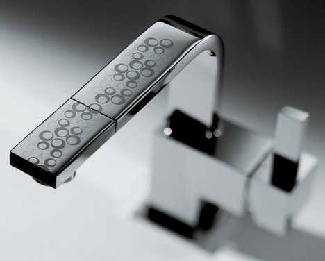 Faucets Get Inked
