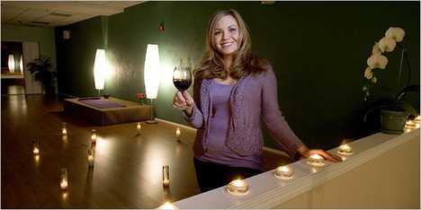 Pairing Yoga & Wine