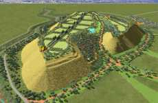 Garbage Dump Turned Eco-Theme Park - Ariel Sharon Park