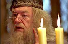 Dumbledore is Gay