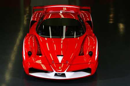Ferrari FXX Evoluzione Unveiled… Wow!