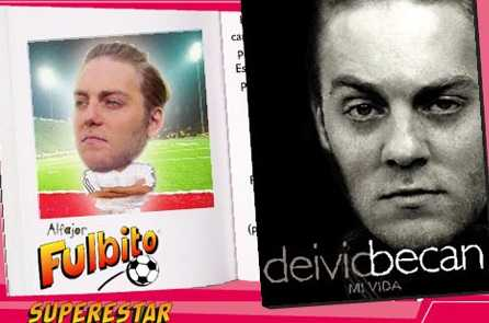 Celebrity Parody Ads - Argentina Mocks David Beckham