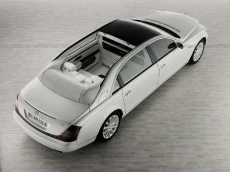 White Hot Luxury Convertible