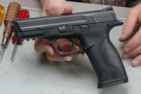 Plastic Pistol