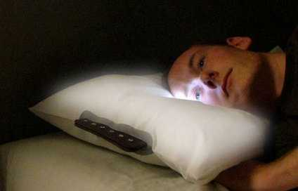 Glowing Pillow Case