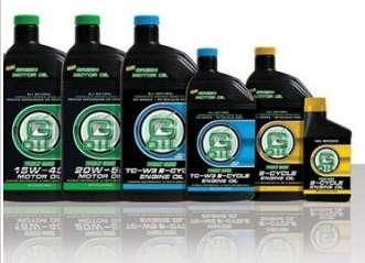 100% Biodegradable Auto Oil