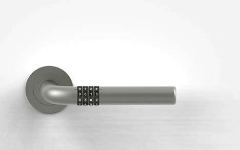 Da Vinci Code Doorknobs