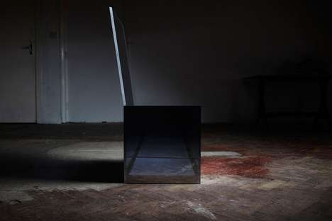 The Affinity Chair by Ben Alun-Jones Will Challenge Your Percetion