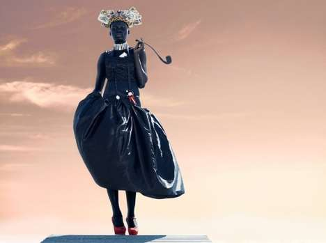 African-Inspired Editorials